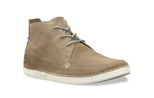 Timberland Men&#039;s EK 2.0 Boat Moc Toe Chukka moss waxy suede